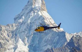 TOP 10: Touring over Mount Everest Base Camp