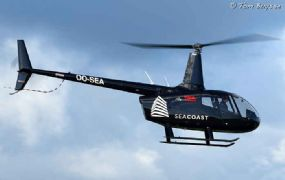 TE KOOP: Robinson R66 - call sign OO-SEA