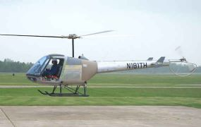 Enstrom geeft update over de TH180 - Trainer