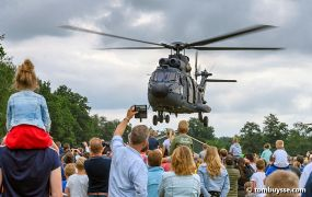 Dutch Heli Day 2019: groot succes in Stroe (NL)