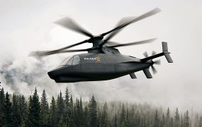 FLASH: Sikorsky introduceert de Raider X, een Nextgen FARA helikopter