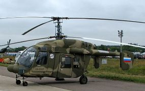 Russian Helicopters gaat Ka-226T ook in India bouwen