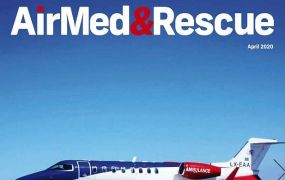 AirMed & Rescue April 2020 is net verschenen