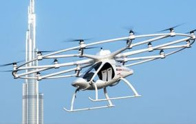 Volocopter gaat in zee met Diehl Aviation voor vluchtcontrole computers