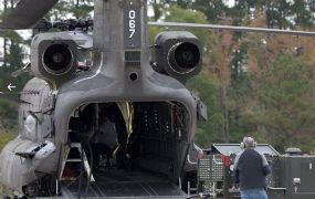 Boeing start tests met de Chinook en GE's T408 turbines