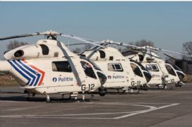 Kort nieuws - G-12 - MD Helicopters - Leonardo - Hill Helicopters