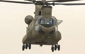 Kort nieuws: Rotorcraft Safety Webinar  - European Rotors - Chinooks in actie - EHang - NH-90
