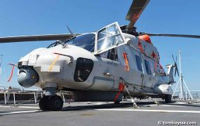 NH-90 in Koksijde in 2020: 40% minder interventies dan in 2019
