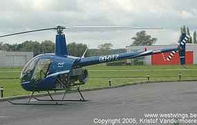 OO-DTZ - Robinson Helicopter Company - R22