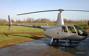 OO-HNE - Robinson Helicopter Company - R44 Raven 2