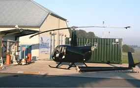 OO-TIB - Robinson Helicopter Company - R44 Raven 2