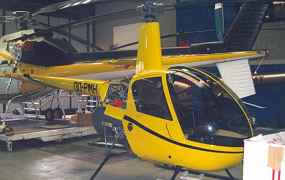 OO-PMH - Robinson Helicopter Company - R22 Beta 2