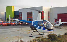 OO-RJQ - Robinson Helicopter Company - R22 Beta
