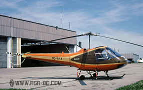 OO-PMA - Enstrom Helicopter - F-28A