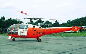 OO-PCB - Airbus Helicopters - Alouette III - SA316B