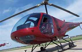 OO-VDK - Enstrom Helicopter - F-28F Falcon