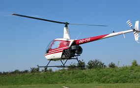 OO-TVI - Robinson Helicopter Company - R22