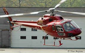 OO-HSK - Airbus Helicopters - Aerospatiale 355F1 Ecureuil 2