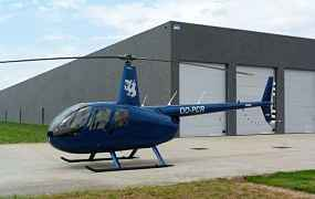 OO-PCR - Robinson Helicopter Company - R44 Raven 2