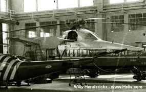 OO-SHO - Sikorsky Aircraft Corporation - S-58C