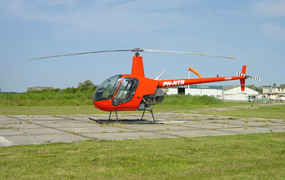 PH-RTR - Robinson Helicopter Company - R22 Beta 2