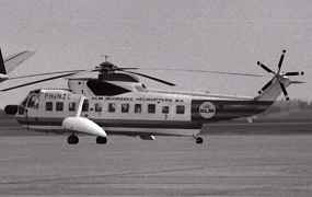 PH-NZC - Sikorsky Aircraft Corporation - S-61N