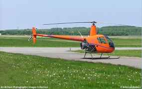 PH-CVW - Robinson Helicopter Company - R22 Beta