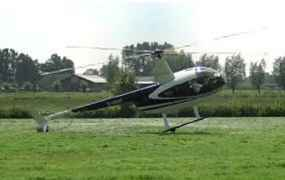 D-HNOC - Robinson Helicopter Company - R44 Raven 2