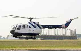 PH-RPZ - Airbus Helicopters - MBB BO 105