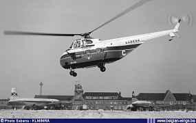 OO-SHC - Sikorsky Aircraft Corporation - S-55