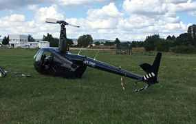 OO-PMI - Robinson Helicopter Company - R44 Raven 1