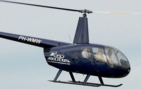 PH-WMW - Robinson Helicopter Company - R44 Raven 1