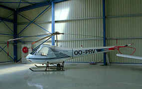 OO-PRV - Enstrom Helicopter - F-28A