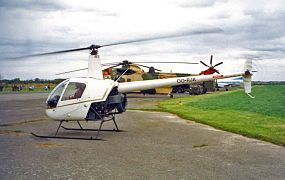 OO-RJA - Robinson Helicopter Company - R22 Beta