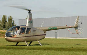 OO-NRG - Robinson Helicopter Company - R44 Raven 2