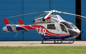 LX-HMD - MD Helicopters - MD902 Explorer