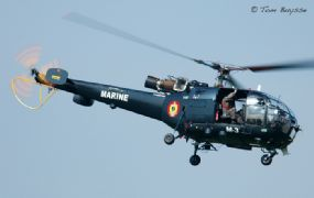 M-3 - Airbus Helicopters - Alouette III - SA316B