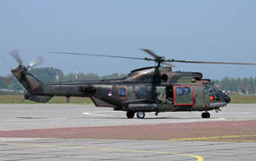 S-457 - Airbus Helicopters - AS-532 U2 Cougar Mk2