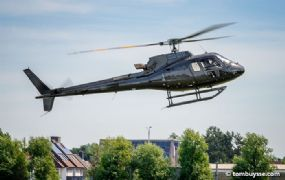 OO-STR - Airbus Helicopters - Aerospatiale 350B3 Ecureuil