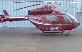 G-HDMD - MD Helicopters - MD902 Explorer