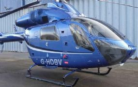 G-HDBV - MD Helicopters - MD902 Explorer