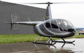 OO-STF - Robinson Helicopter Company - R44 Raven 1
