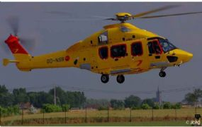 OO-NSR - Airbus Helicopters - H175