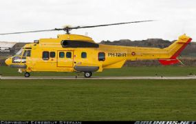 OO-NHR - Airbus Helicopters - AS332L2 Super Puma