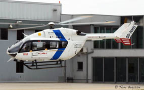 OO-NHB - Airbus Helicopters - H145 (ex EC145 of MBB-BK117)